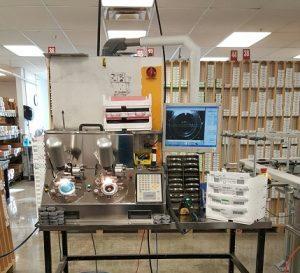 Lab Blocking at Walman Optical