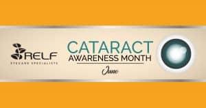 Cataract Awareness Month is in June