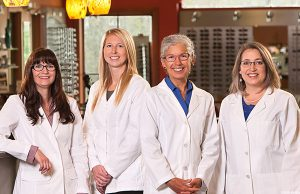 Dr. Bechthold, Dr. Strom, Dr. Relf, and Dr. Graham are eye doctors serving Duluth, MN.