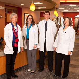 Our Duluth and Hermantown Eye Doctors at Relf EyeCare.