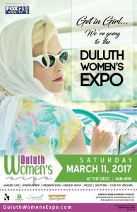 Join Relf EyeCare at the Duluth's Women's Expo
