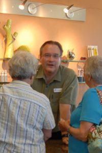 Mark at Relf EyeCare serving Duluth-Hermantown