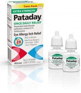 pataday eye drops