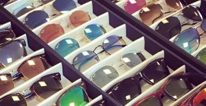 A display of our beautiful prescription sunglasses options.