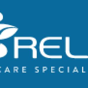 Relf EyeCare Specialists logo