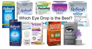 What eye drops are the best